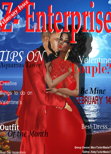 Zenith Enterprise Valentine's Issue Feb. 2015