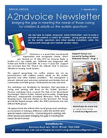 A2ndvoice - Autism Spectrum Disorder