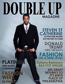 DOUBLE UP MAGAZINE FASHION WORLD