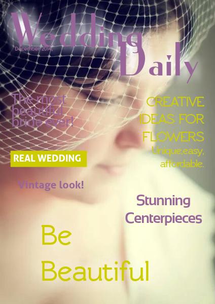 Wedding Daily™ January 6, 2014