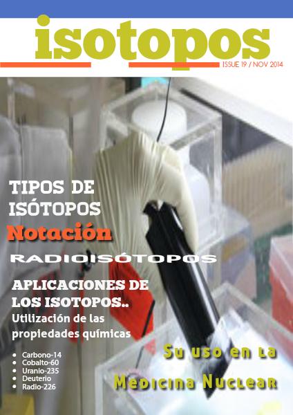 LOS ISÓTOPOS November 2014