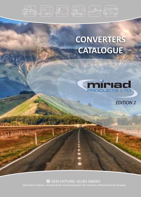 OEM Catalogue Edition 2 OEM Converter's Catalogue Edition 2.Digital Update