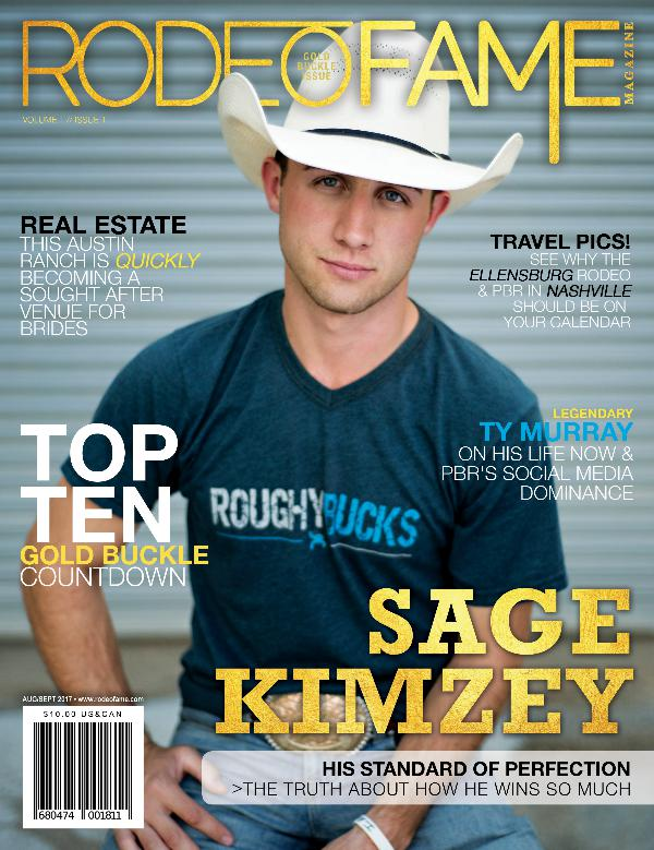 Summer Issue 2017 - Gold Buckle Issue