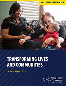 Nurse-Family Partnership 2018 Annual Report