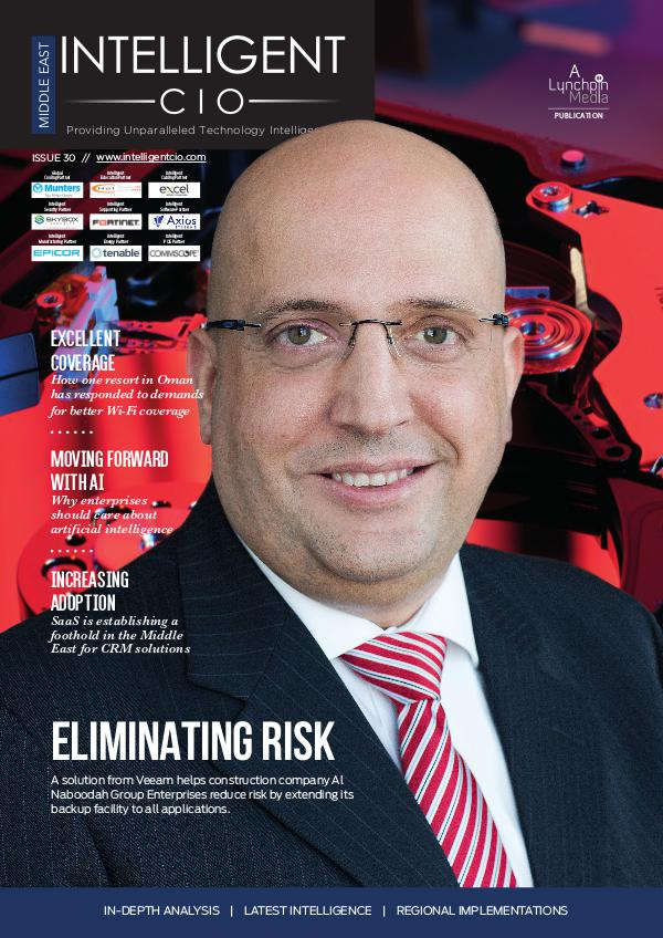 Intelligent CIO Middle East Issue 30