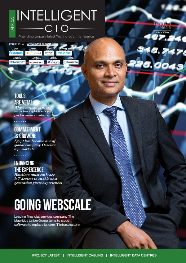 Intelligent CIO Africa Issue 16