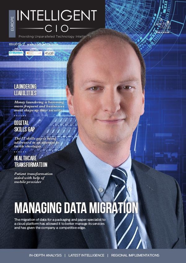 Intelligent CIO Europe Issue 5