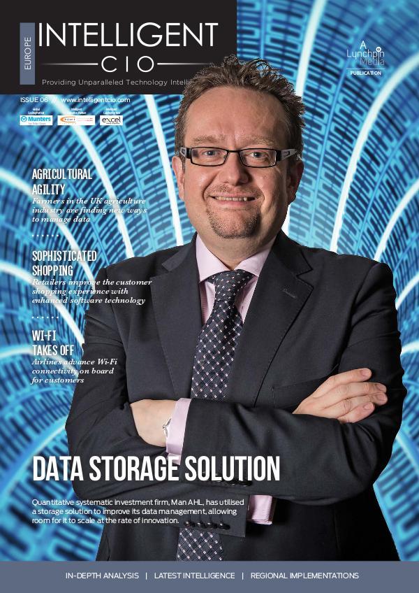 Intelligent CIO Europe Issue 6