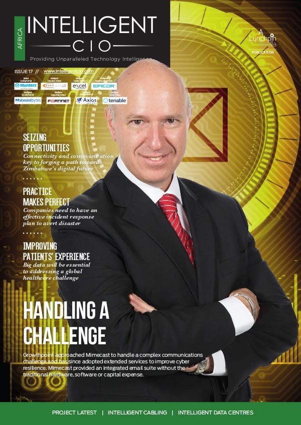 Intelligent CIO Africa Issue 17