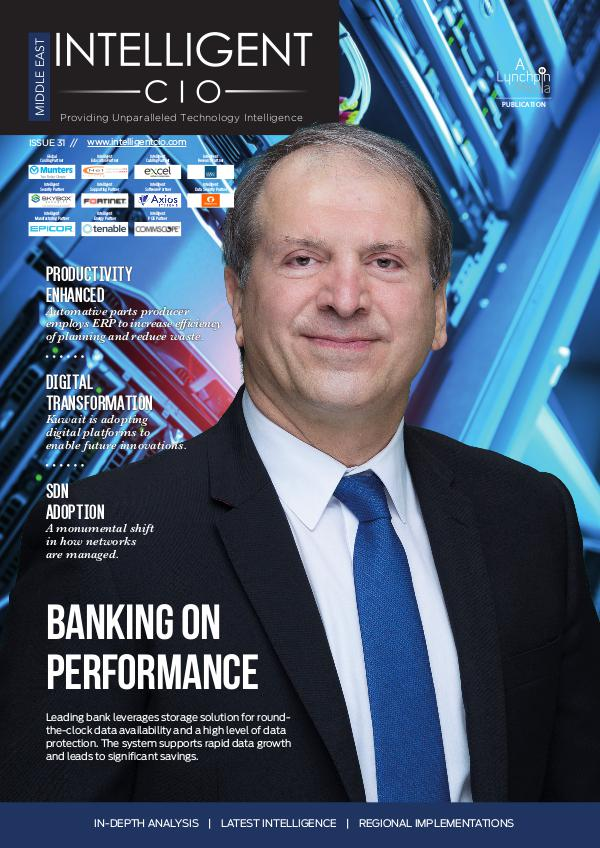 Intelligent CIO Middle East Issue 31