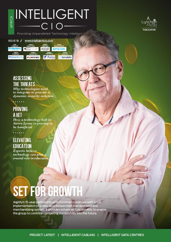 Intelligent CIO Africa Issue 18