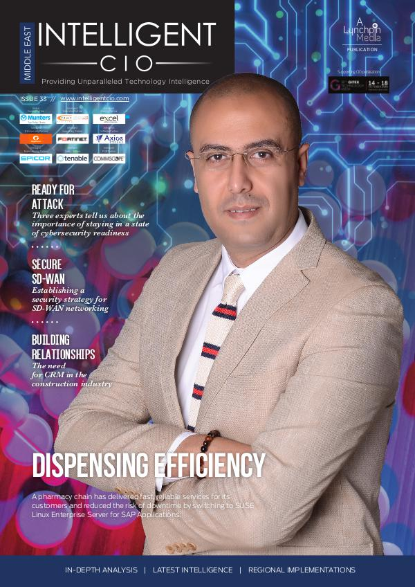 Intelligent CIO Middle East Issue 33