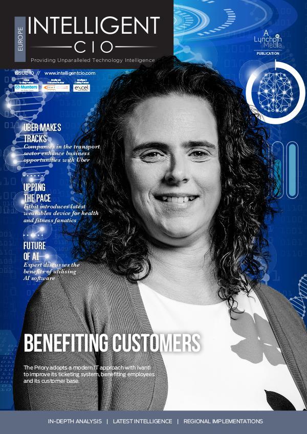 Intelligent CIO Europe Issue 10