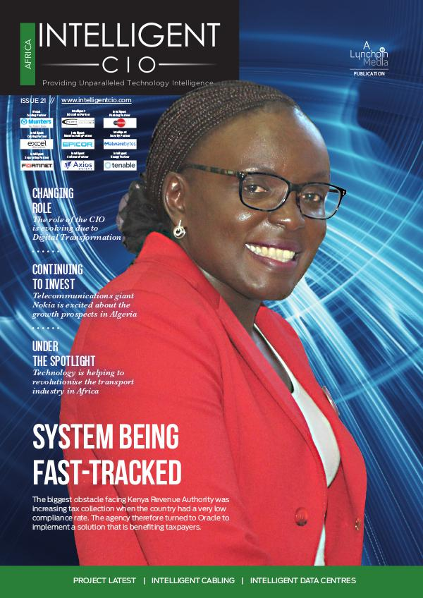 Intelligent CIO Africa Issue 21