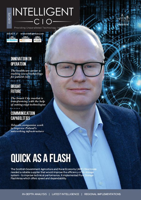 Intelligent CIO Europe Issue 11