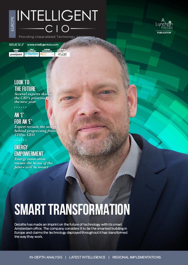 Intelligent CIO Europe Issue 12