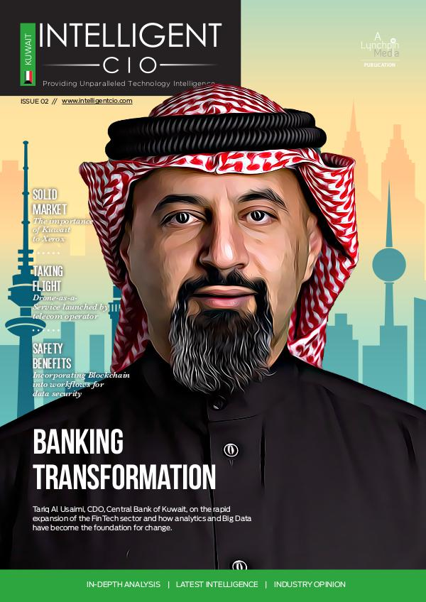 Intelligent CIO Kuwait Issue 2