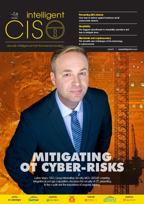 Intelligent CISO Issue 15