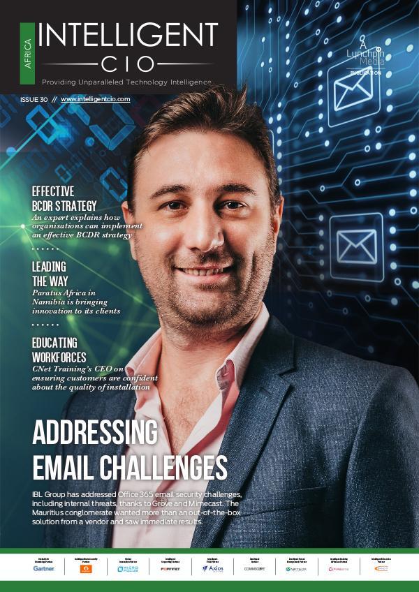 Intelligent CIO Africa Issue 30