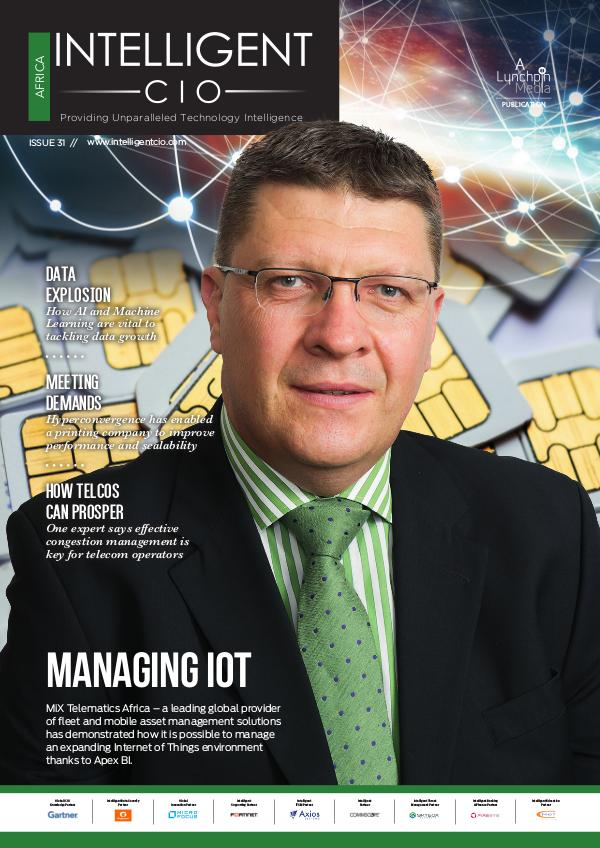 Intelligent CIO Africa Issue 31