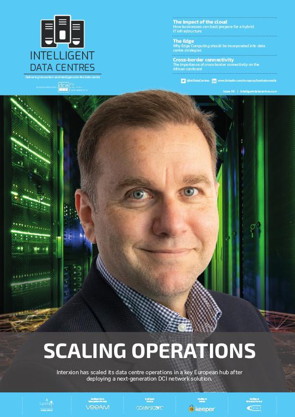 Intelligent Data Centres Issue 6