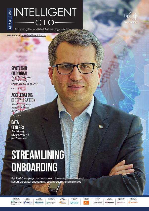 Intelligent CIO Middle East Issue 45