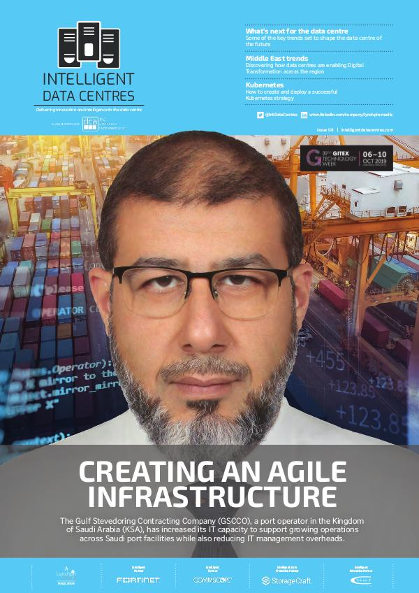 Intelligent Data Centres Issue 8