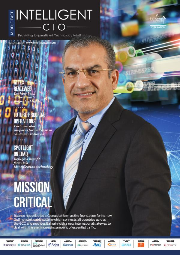Intelligent CIO Middle East Issue 48