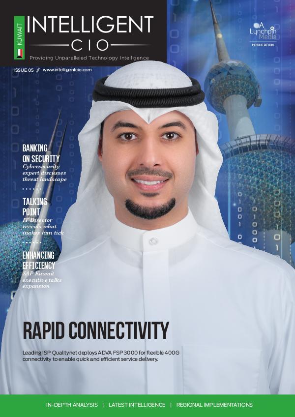 Intelligent CIO Kuwait Issue 5