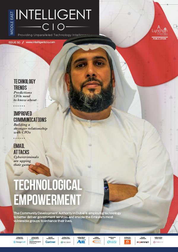 Intelligent CIO Middle East Issue 50