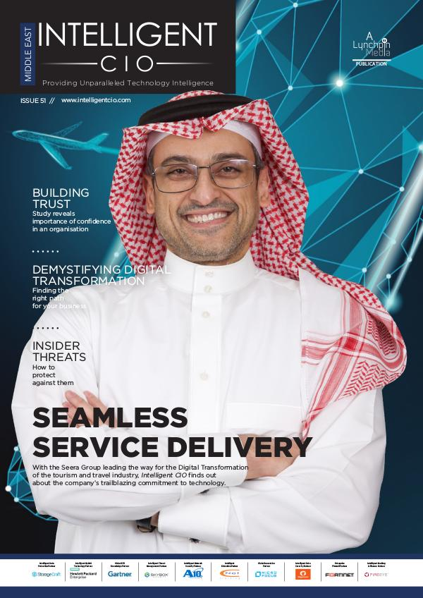 Intelligent CIO Middle East Issue 51