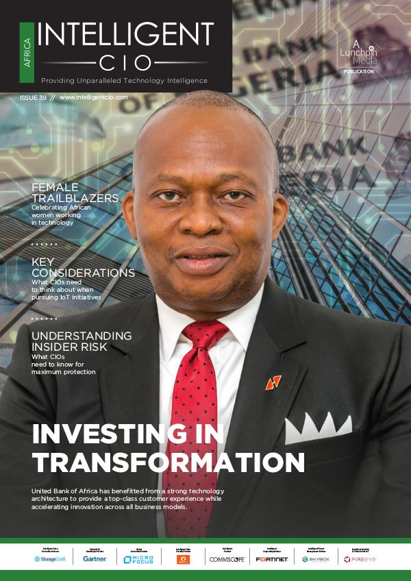 Intelligent CIO Africa Issue 39
