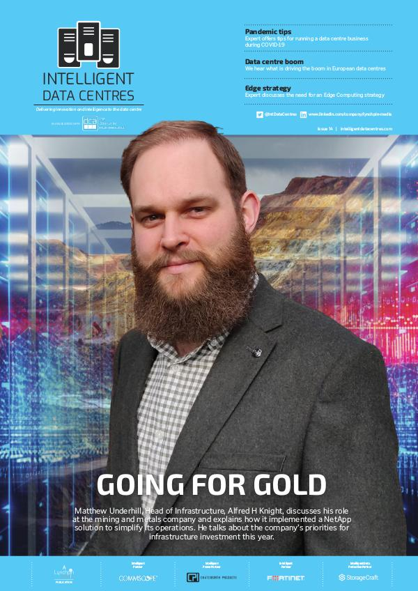 Intelligent Data Centres Issue 14