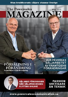 Powersales Magazine