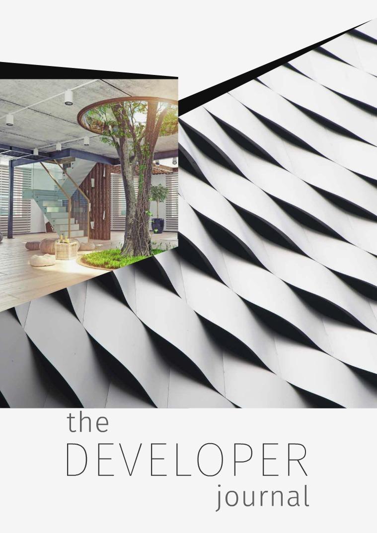 The Developer Journal Issue 1