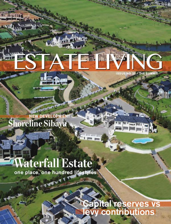 Estate Living Magazine Estate Living Edition 22 October