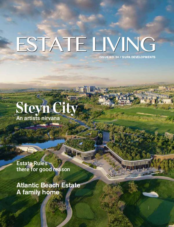 Estate Living Magazine Estate Living Edition 24 December