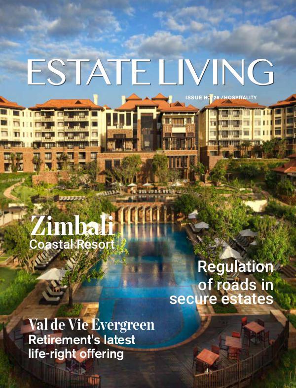 Estate Living Magazine Estate Living Issue 26 February