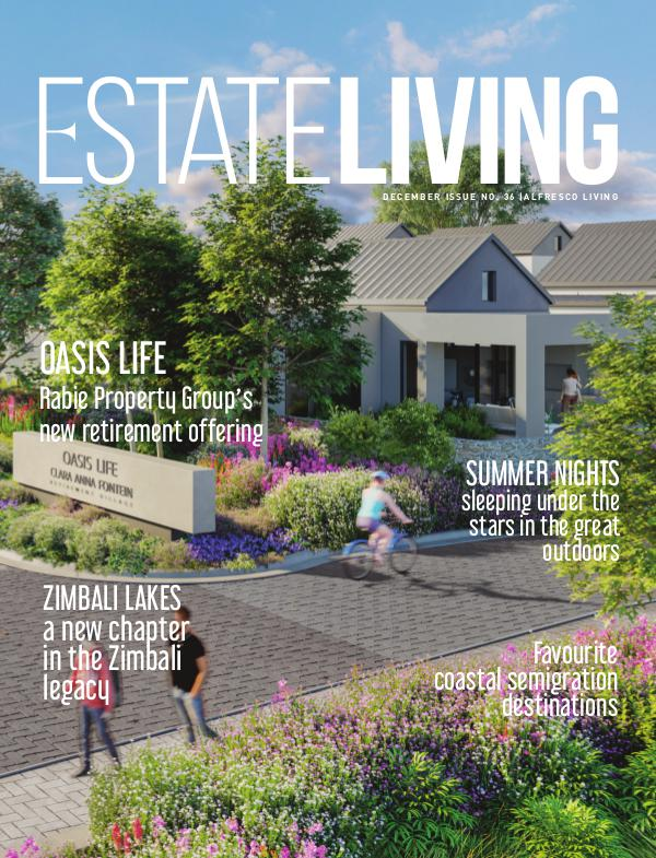 Alfresco Living - Issue 36 December 2018