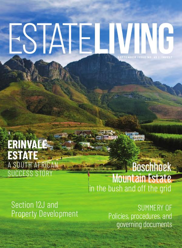 Invest SA - Issue 45 September 2019