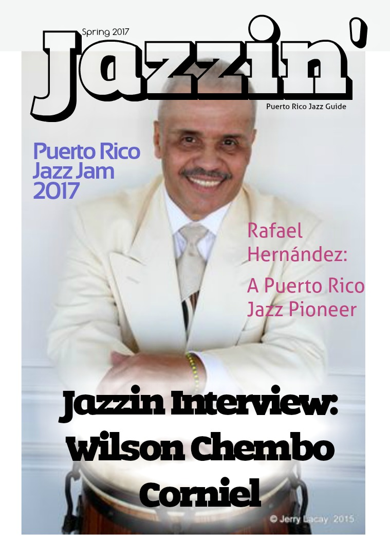 Jazzin Magazine Vol. 10