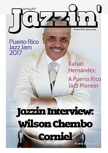 Jazzin Magazine