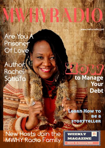 MWHY Radio Magazine Live January 11th 2015