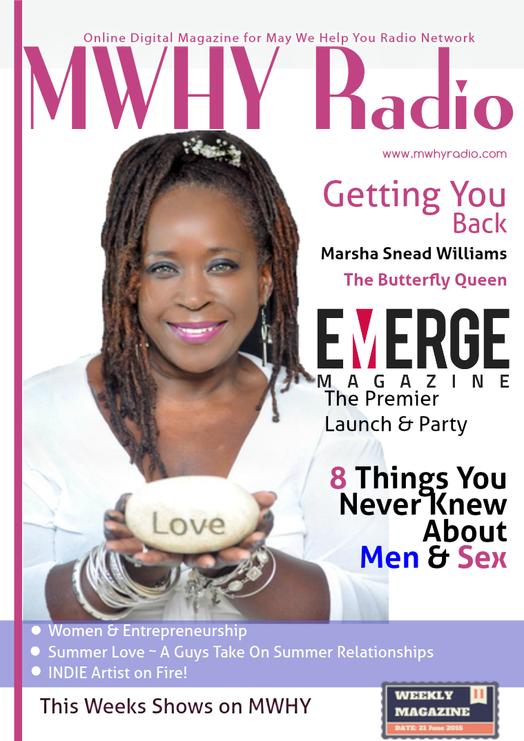MWHY Radio Magazine Live June 21st 2015