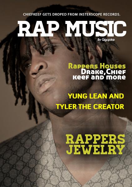 Rap Music By GIGAJOKE MAGAZINES January 15