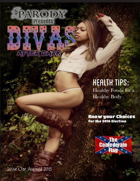 Parody Presents: Divas After Dark Issue 1 August 2015 Issue1