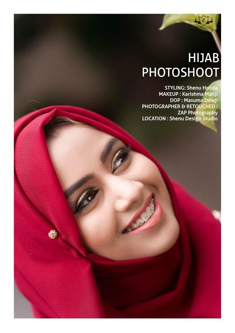 Hijab Fashion In Nairobi VOL 1