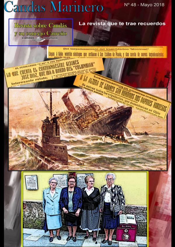 REVISTA NUMERO 48 CANDÁS MARINERO REVISTA NUMERO 48 CANDÁS MARINERO