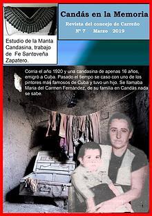 REVISTA CANDÁS EN LA MEMORIA - Numero 7 Marzo 2019