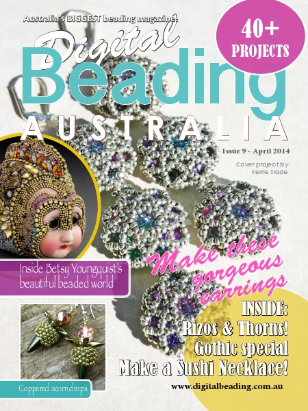 Digital Beading Magazine Issue 9 - April 2014
